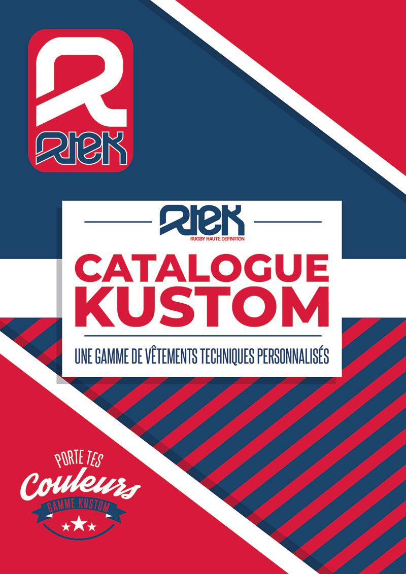Catalogue Kustom Rugby RTEK 2021