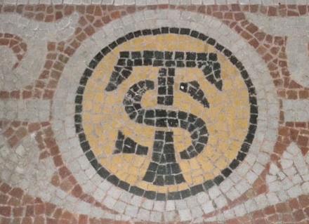 Mosaïque St Thomas d'Aquin