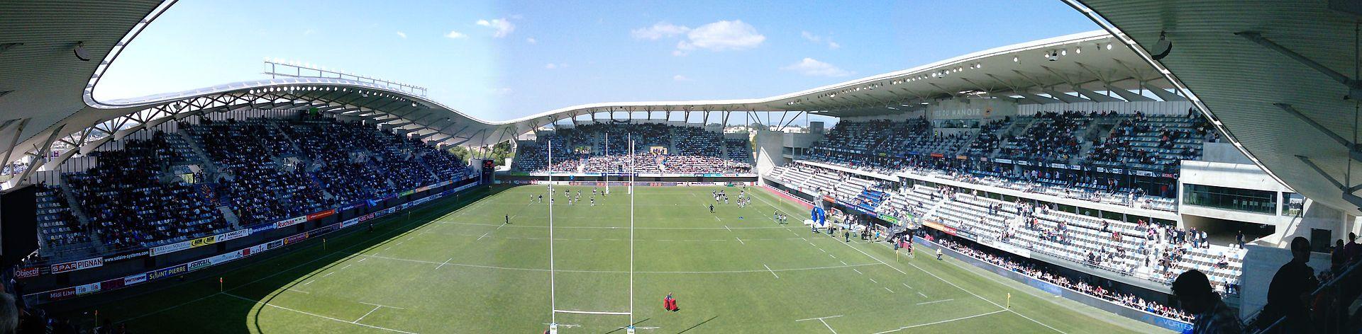 Altered Stadium Montpellier