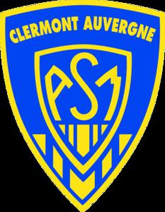 Blason Clermont Rugby