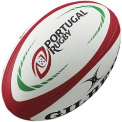 Ballon Rugby Replica Portugal / Gilbert