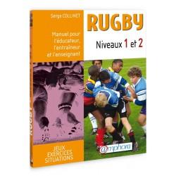 Manuel Educateur Rugby Niveau 1 & 2 / Amphora