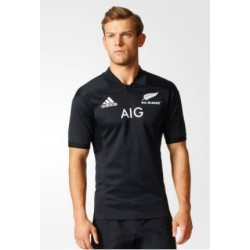 Maillot Rugby Domicile All-Blacks 2016-2017 / adidas