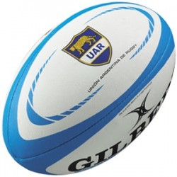 Ballon Rugby Replica Argentine T5 / Gilbert