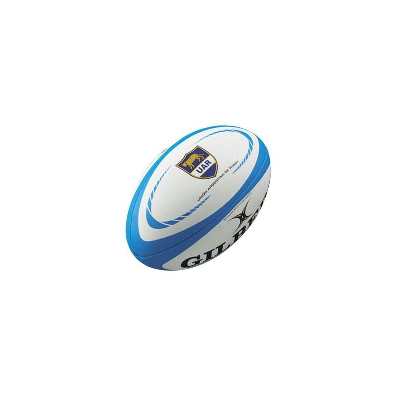 Ballon Rugby Replica Argentine T5 / Gilbert