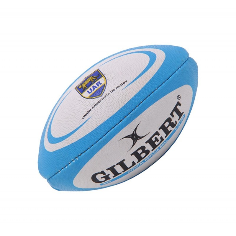 Mini-Ballon Rugby Replica Argentine / Gilbert