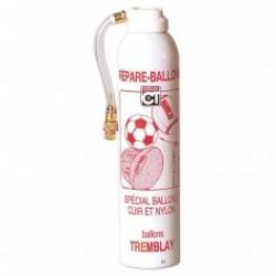 Bombe Sray répare ballons / Tremblay