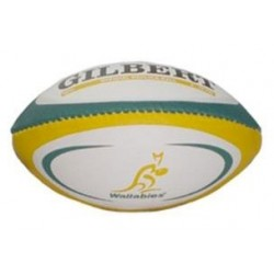 Mini-Ballon Rugby Replica Australie / Gilbert