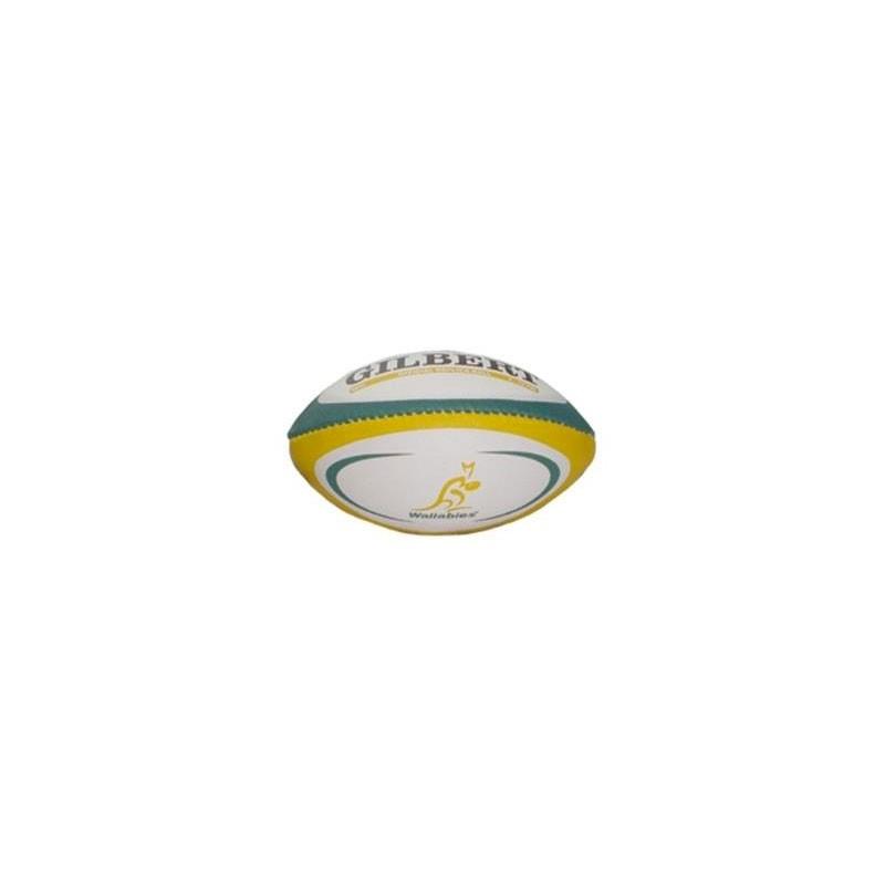 Mini-Ballon Rugby Replica Australie / Gilbert