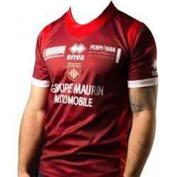 Maillot Rugby Replica USAP Noël 2016-2017 / Errea