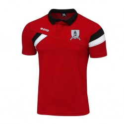 Polo Force Rouge Errea / GRC