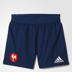 Short Rugby Domicile Equipe de France / adidas