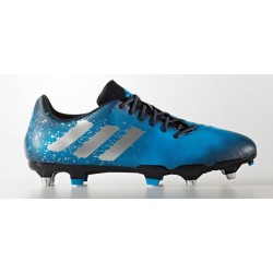 Chaussures Rugby Malice SG bleu-noir / adidas