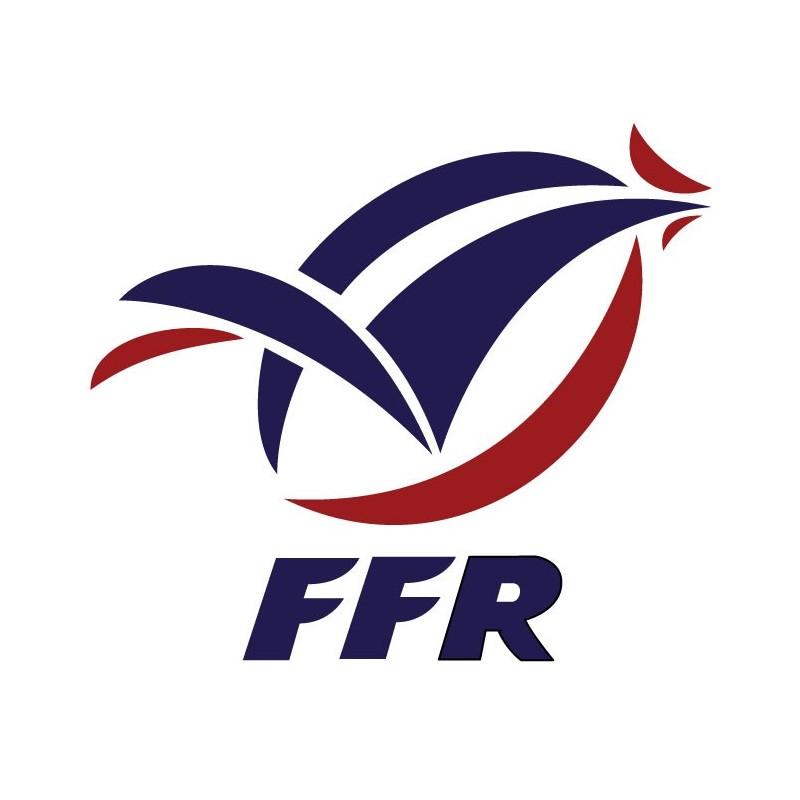 Ballon Rugby Replica Midi France / Gilbert
