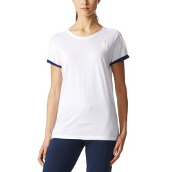 Tshirt FFR Collegiate Femme / adidas