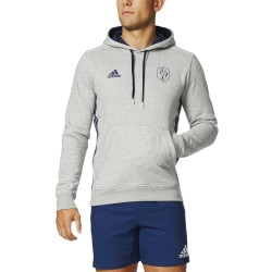 Sweat à capuche FFR Essentials / adidas
