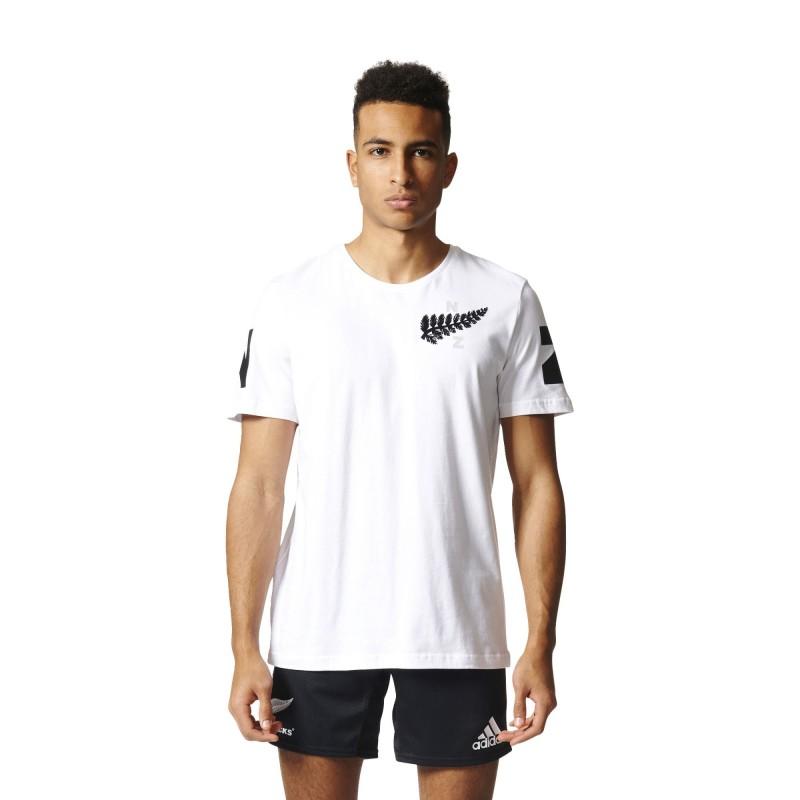 T-shirt Rugby All Blacks Collegiate / adidas