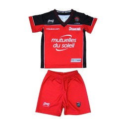 Pack Maillot-Short Away Bébé RC Toulon 2016-2017 / Hungaria