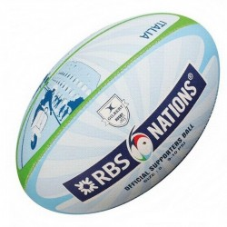 Ballon Rugby Supporteur RBS 6 Nations / Gilbert