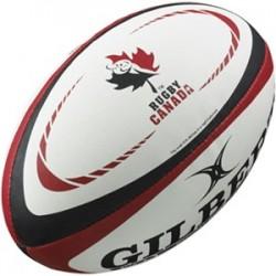 Ballon Rugby Replica Canada T5 / Gilbert