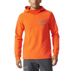 Sweat à Capuche Orange All-Blacks / adidas