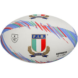 Ballon Rugby Supporter Italie / Gilbert