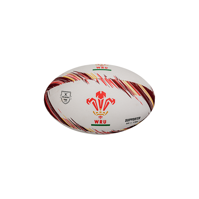 Ballon Rugby Supporter Pays de Galles / Gilbert