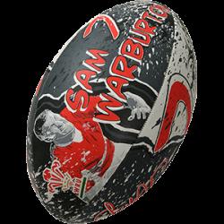 Ballon Rugby WARBURTON-FALETAU-NORTH / Gilbert