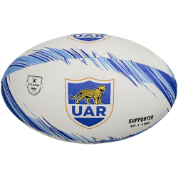 Ballon Rugby Supporter Argentine T5 / Gilbert