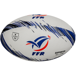 ballon supporter XV de France / Gilbert