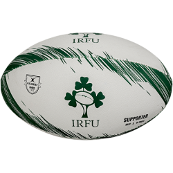 Ballon Rugby Supporter Irlande / Gilbert