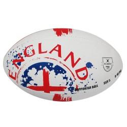 Ballon Rugby Flag Angleterre RWC 2015 / Gilbert