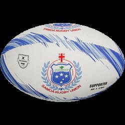 Ballon Rugby Replica Samoa / Gilbert
