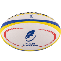 Ballon Rugby Replica Roumanie / Gilbert