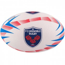 Ballon Rugby Supporter Grenoble / Gilbert
