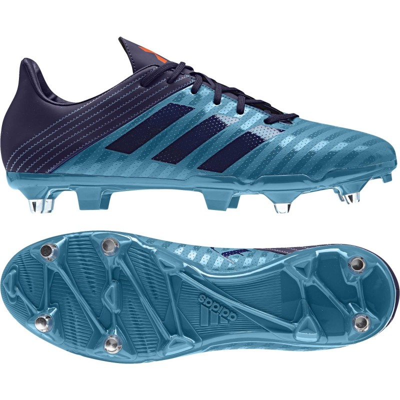 size 40 538b3 4a69f Chaussures Rugby Malice SG Petrol   adidas