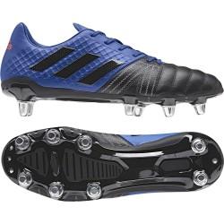 Chaussures Rugby Kakari Elite SG Bleu-Noir / adidas