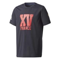 Tshirt de Présentation Enfant XV de France / adidas