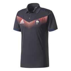 Polo présentation Rugby FFR Adulte / adidas