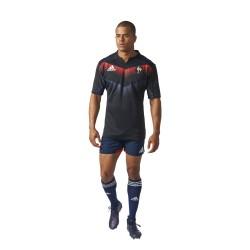 Maillot d'entraînement de l'Equipe de France de Rugby / adidas