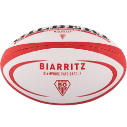 Ballon Rugby Replica Biarritz / Gilbert