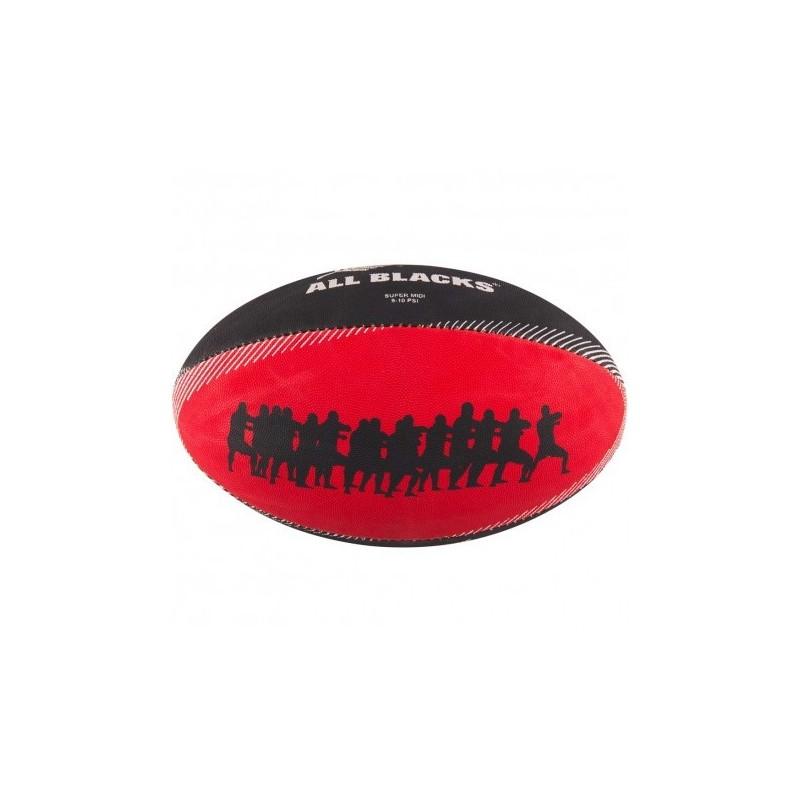 Ballon Supporter Super-Midi All-Blacks / Gilbert