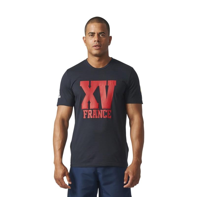 Tshirt de Présentation Homme XV de France / adidas