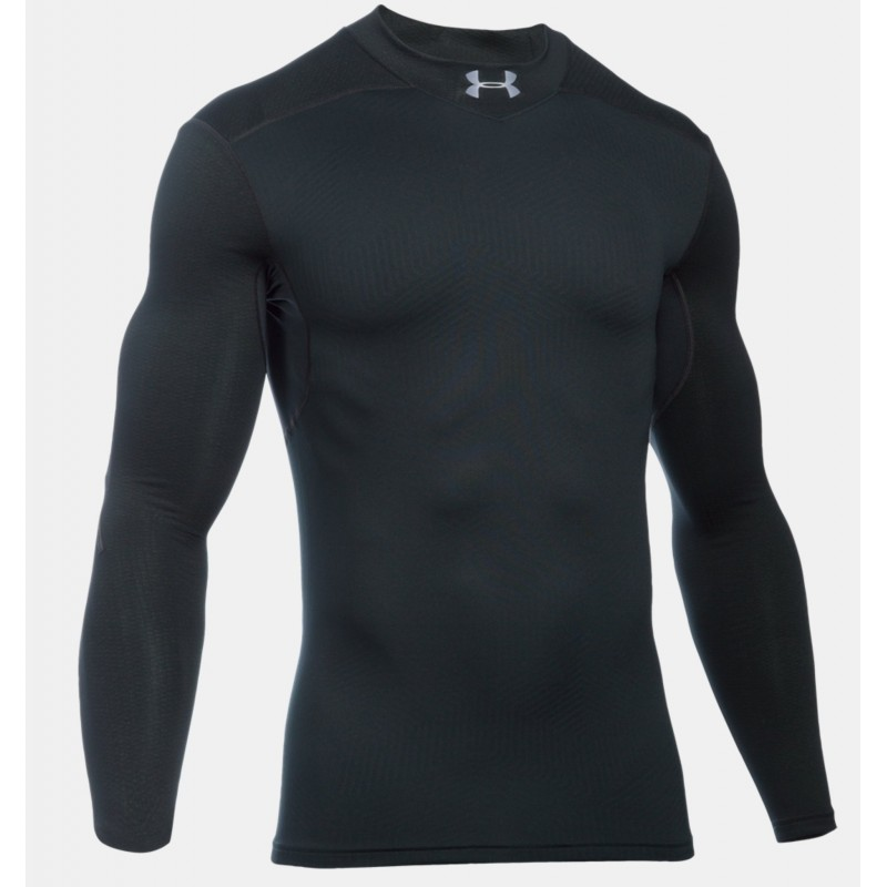Maillot Compression HeatGear® Manches Longues Under Armour