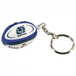 Porte-Clefs Ballon Rugby Ecosse / Gilbert
