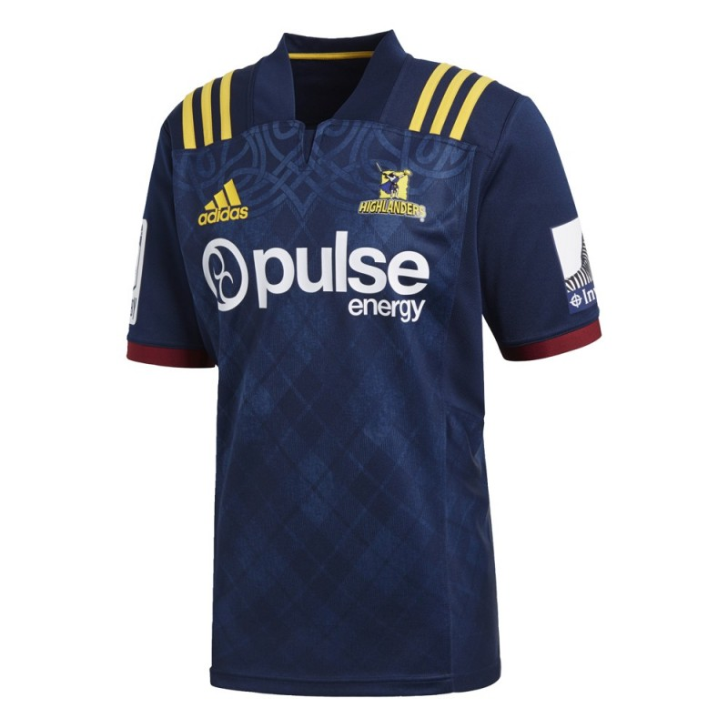 Maillot Rugby Replica Highlanders 2018 / adidas