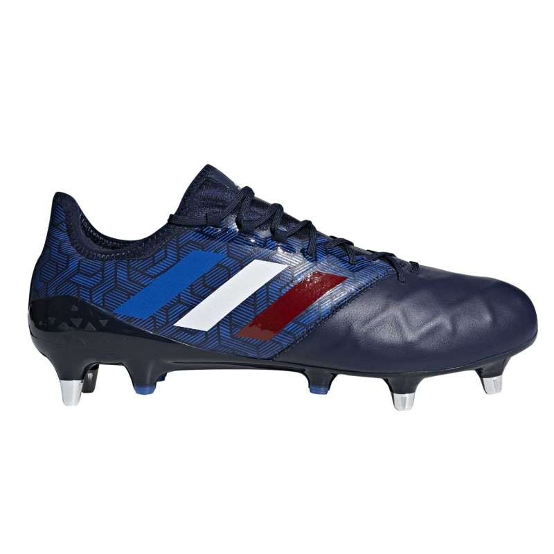 Chaussures Rugby Kakari Light Tricolore / adidas