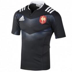 Maillot Rugby Pré Match XV de France / adidas