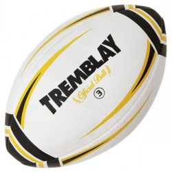 Ballon d'entraînement de Rugby Premier Prix / Tremblay