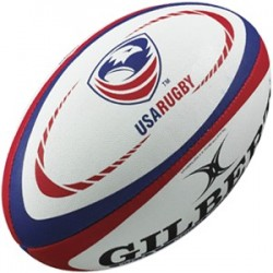 Ballon Rugby Replica USA / Gilbert
